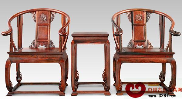 皇宫椅鉴赏的六大细节要点