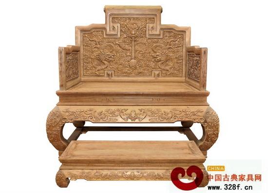 """红木家具中的""""中国精神"""""""
