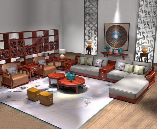 卓木王《品颂沙发》