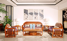 传天匠千赢国际入口《刺猬紫檀至善沙发》