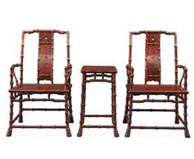 泰和园《当代君子竹节椅》