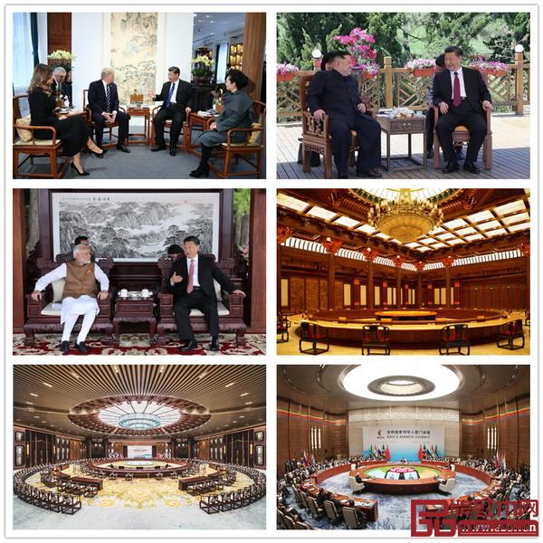 红木家具在国际舞台大放异彩,已经成为中国外交的一张闪亮名片