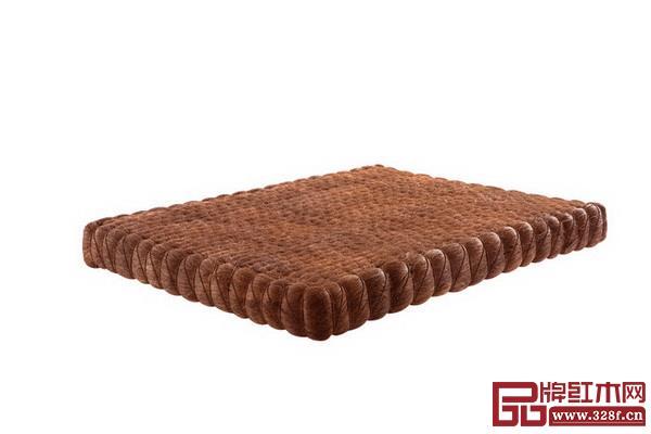 宫派手工全山棕床垫成品