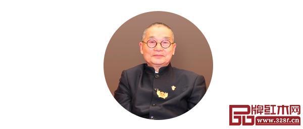 中国新中式文化研究院院长、中国高等教育家具设计专业创始人、全联民间文物艺术品商会艺术红木家具专业委员会专家顾问胡景初