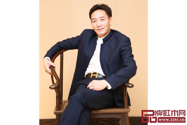 中山国方家居董事长陈新平