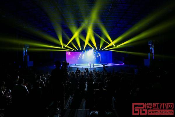 东莞名家具展20周年庆典盛大举行