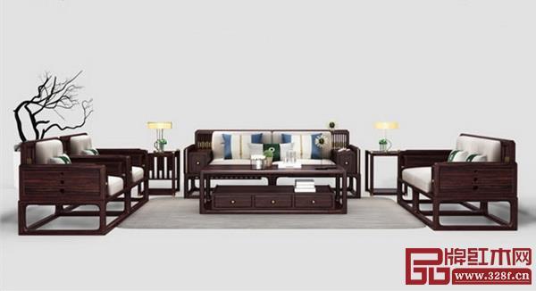 中山市雍博堂红木家具有限公司《荣观》