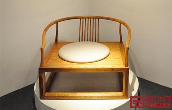 深圳拓璞设计《禅椅》