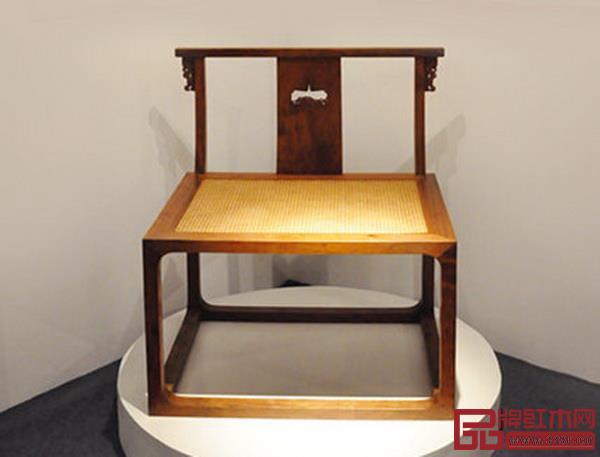 中山马书设计《新中式简椅》