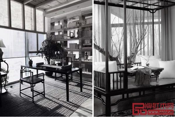 彰显当代人文价值、经济适用、与环境友好、与人居环境相呼应、且相辅相成的家具就是好家具。(图|济南天地儒风明式家具设计研究所卢克岩)