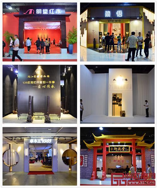 """到东阳""""为主题,在东阳中国木雕城国际会展中心设置四个展厅,总面积达"""