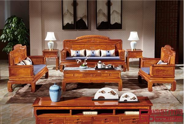 《凤冠沙发》