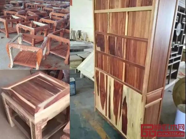 劣质红木家具