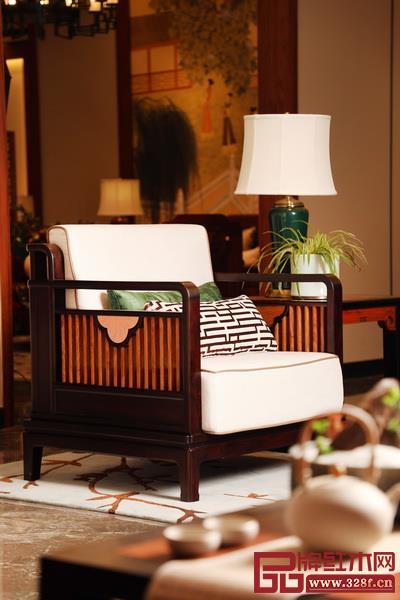 国寿红木·墨荷系列产品