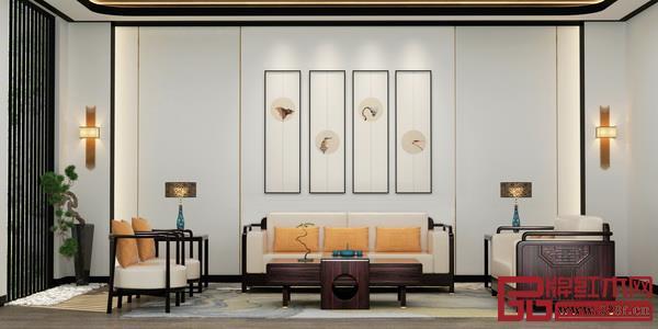 中山市大为家具有限公司 名称:《玖言沙发》