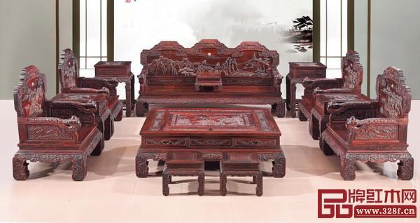 中山市伟世鸿泰亚博体育下载苹果家具厂 名称:《万里长城》