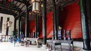 """红木家具与中国传统建筑的""""亲密关系"""""""