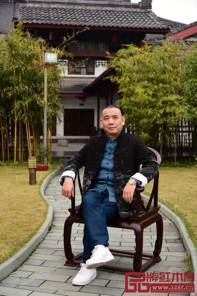 华厦·大不同董事长陈田华