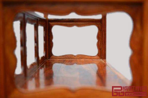 """红木家具上的""""壶门""""造型"""