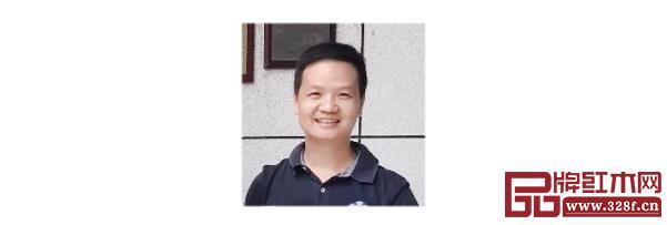 中山职业技术学院红木家居学院副院长潘质洪