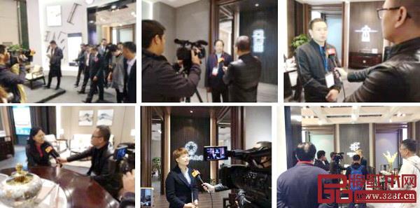 广东广播电视台采访各个参展企业