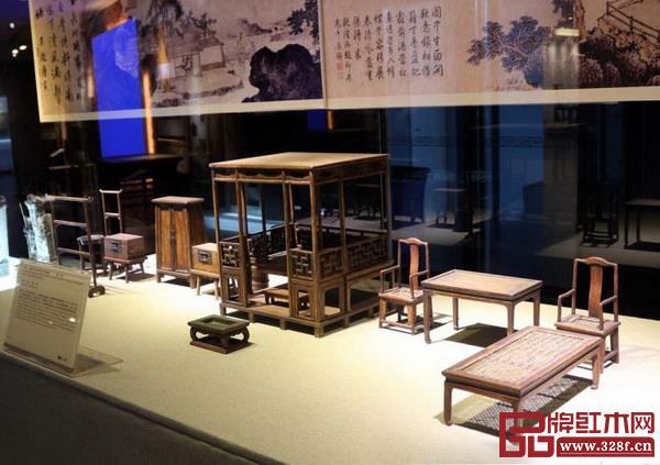 """位于江苏省常熟市的中国苏作家具博物馆收藏有大量""""苏作""""经典"""