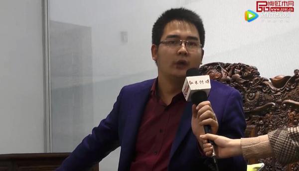 第十三届东博会龙珍阁亚博体育下载苹果接受《品牌亚博体育下载苹果》采访