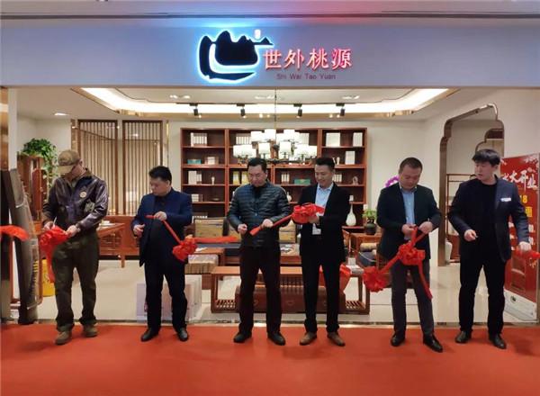 国寿红木徐州、胶州再开两店 全国版图持续扩张