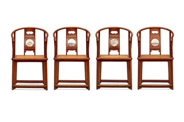 木头界的传奇:屡拍高价的黄花梨家具