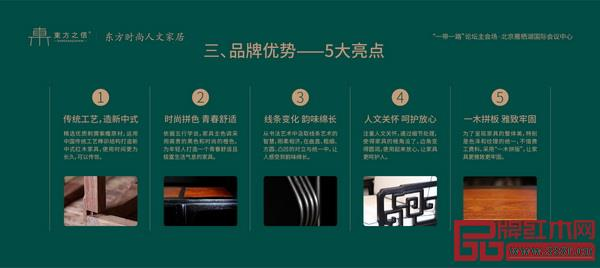 东方之信产品层面五大卖点,助推品牌发展