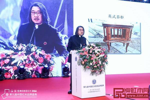中华文化人物、著名美籍华人产品设计师石大宇先生带来《原创》主题分享