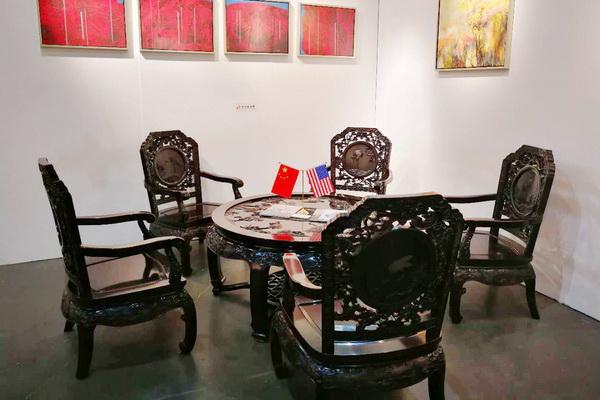 泰和园:松鹤珠联璧合 翎檀艺术致东方情