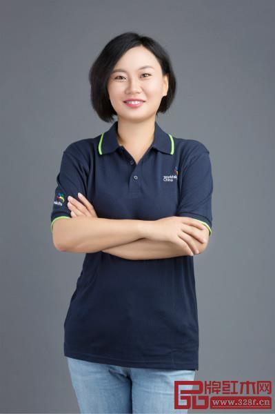 张付花,江西环境工程职业学院家具设计与制造专业教师
