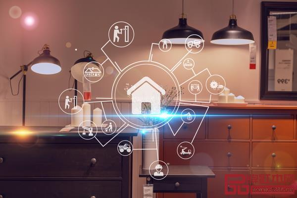 智能家居的高科技将为生活带来更多便捷