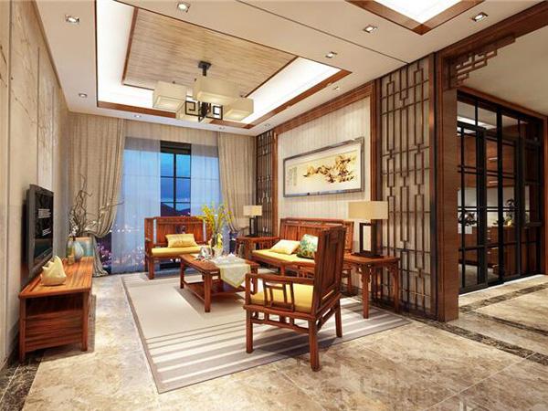 中式家居 雍容华贵 气派非凡