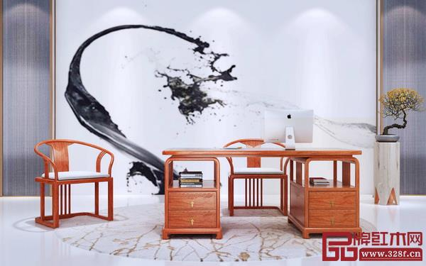 浙江中信红木家具有限公司  品牌名称:前言  主要材质:大果紫檀