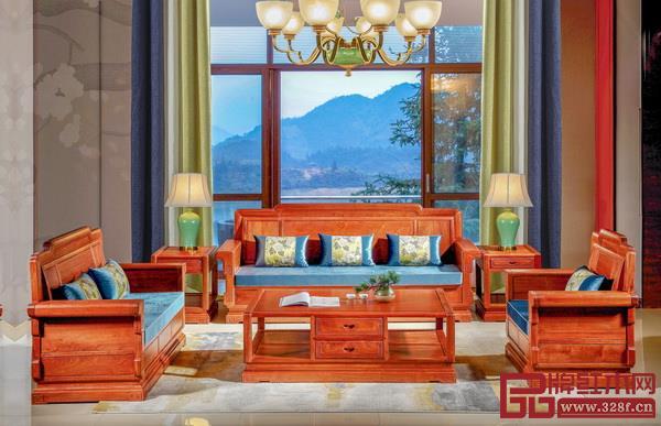 中山市雅宋红木家具有限公司 品牌名称:雅宋红木 主要材质:大果紫檀
