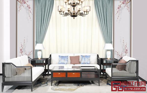 东阳市海强红木家具有限公司 品牌名称:东方之信 主要材质:刺猬紫檀