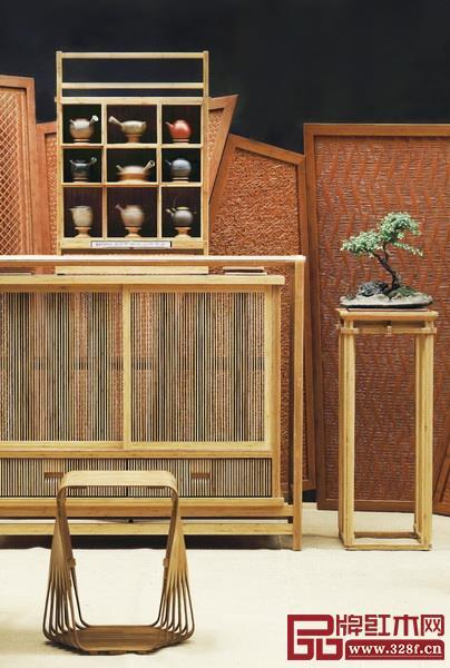 石大宇的竹家具