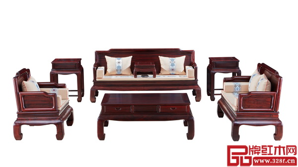 古木印象新品力作——《柬埔寨黑酸枝·新明式沙发》