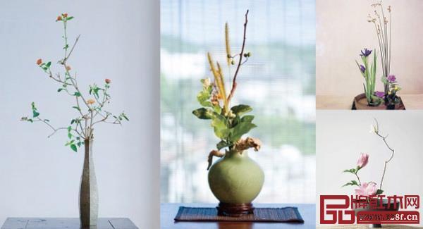 花艺和时尚一样,有多种风格,都可以很美