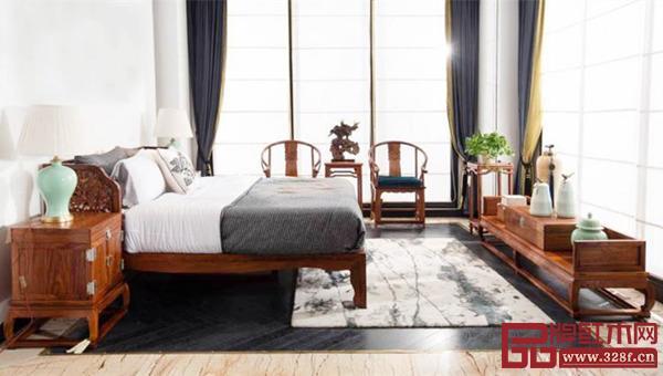 中式家具融入现代生活越来越多见