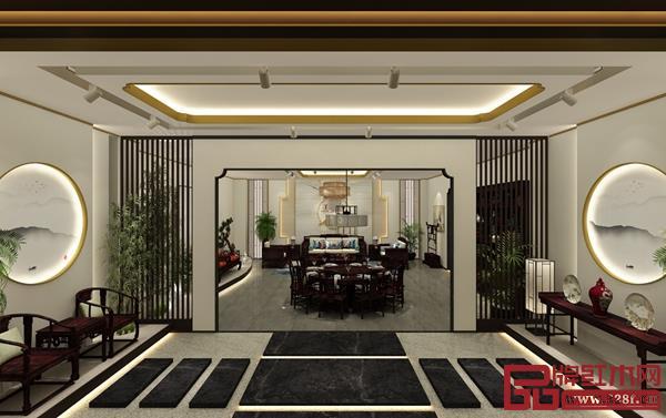 汉府家具让消费者静享东方文化品味生活