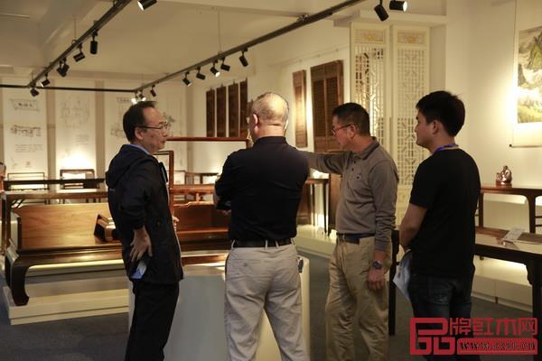 鲁班木艺文化雅集的圆满举行,让明式家具爱好者感受到明式家具的魅力