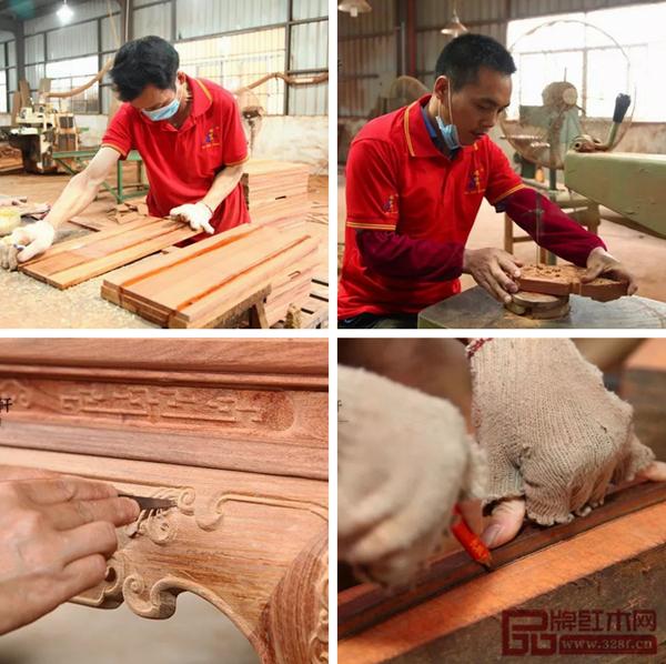 雅仕轩以精湛工艺打造真正优质的缅甸香花梨家具