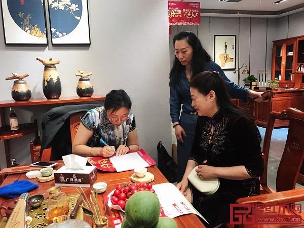 李女士全套别墅选择了雅宋千赢国际入口的产品