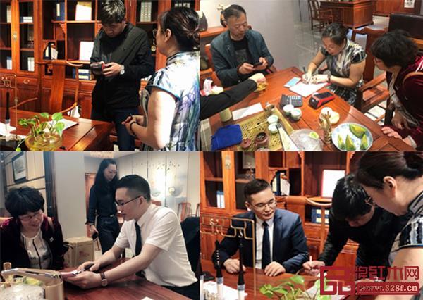 雅宋千赢国际入口胶州旗舰店开业当天订单不断