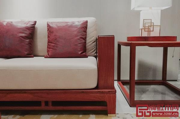 """墨+""""尚贤""""系列,打造最舒适的新中式家具?"""