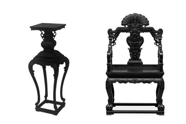 张辉论古典家具:广式家具、宫廷家具和清式家具