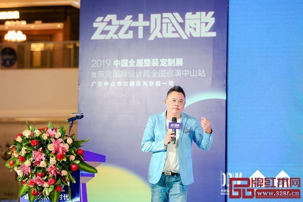 刘卫军表示,文化性是设计所要思考的重要根源,空间要融入文化的现象及文化的表达